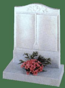 Marble Book Lawn Memorial