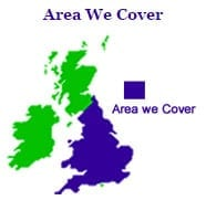Area we cover